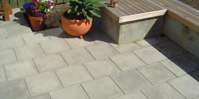 400 x 400 x 40mm Natural Pavers.